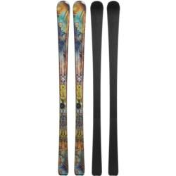 Nordica Fate Alpine Skis - XBI Bindings (For Women)