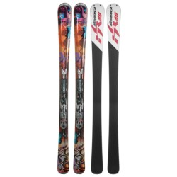 Nordica Infinite Alpine Skis - XBI Bindings (For Women)