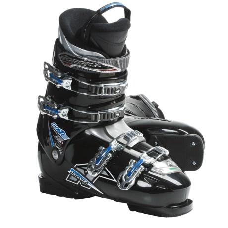 Nordica One Plus 55 Ski Boots (For Men)