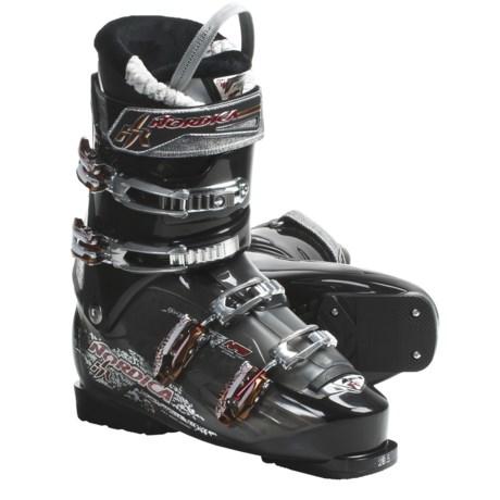 Nordica Hot Rod 8.5 Alpine Ski Boots (For Men)