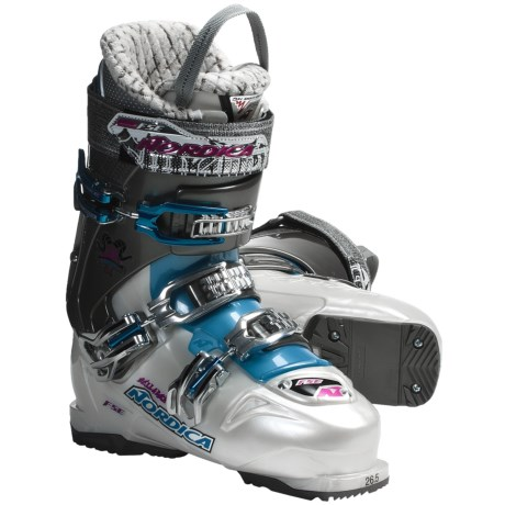 Nordica Hell and Back Hike Alpine Ski Boots (For Women)
