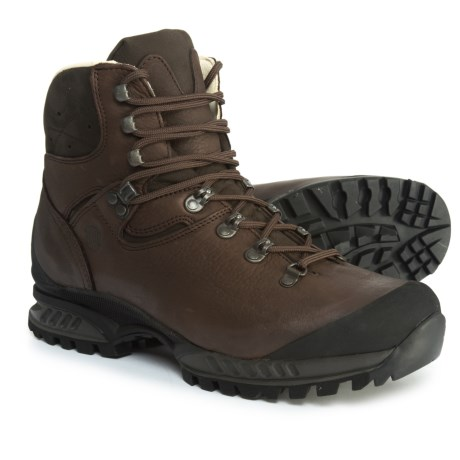 Hanwag Lhasa Hiking Boots - Yak Leather (For Men)