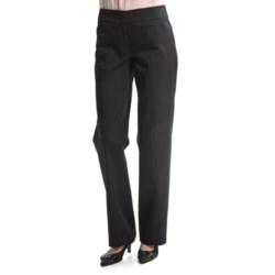 Tribal Sportswear Tonal Stripe Pants - Stretch Cotton (For Women)