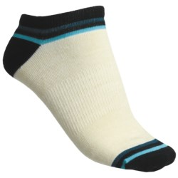 Goodhew OMG Footie Socks - Merino Wool, Lightweight (For Women)