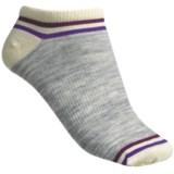 Goodhew OMG Footie Socks - Merino Wool, Lightweight (For Women)