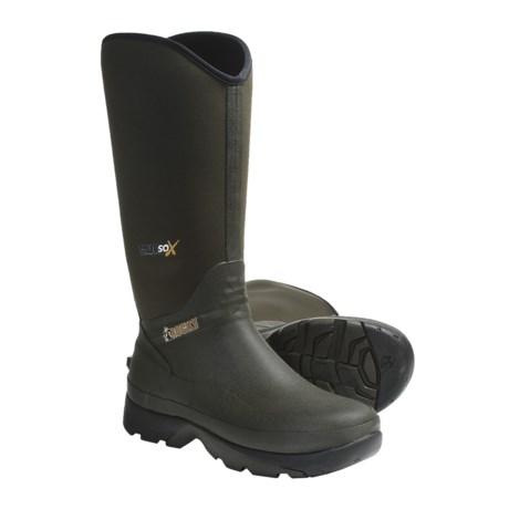 Rocky Mudsox Rubber Boots - Waterproof, 16'' (For Men)