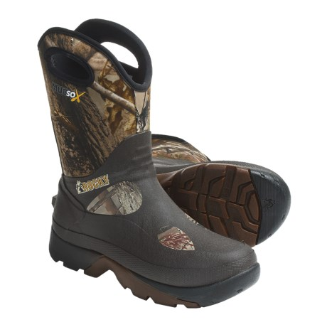 Georgia Boot Rocky Mudsox Hunting Boots - Waterproof (For Men)