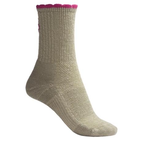 SmartWool Hiking Ultralight Socks - Merino Wool, Crew (For Women)