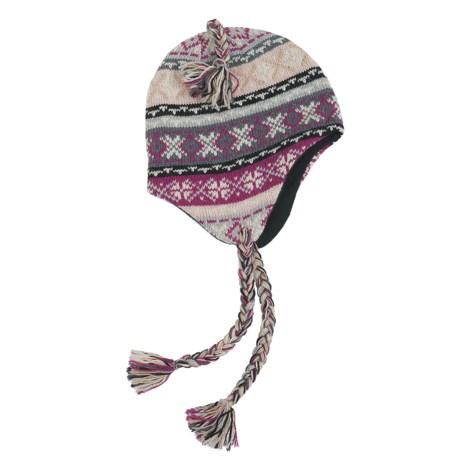 Grand Sierra Ragg Wool Hat - Ear Flaps (For Women)