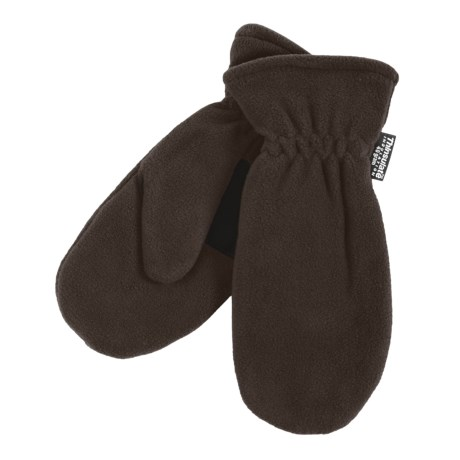 Grand Sierra Super Soft Fleece Mittens (For Women)