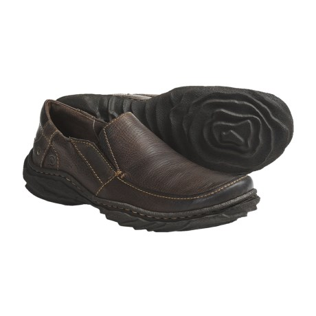 Born Edward Shoes - Leather, Slip-Ons (For Men)