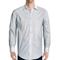 Rough Stock Providence Stripe Shirt - Long Sleeve (For Men)
