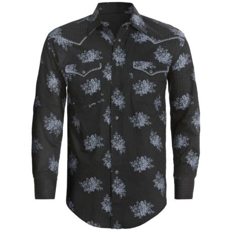 Rough Stock Reggio Vintage Shirt - Long Sleeve (For Men)