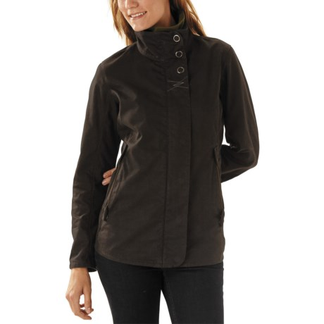 Horny Toad Absynthe Jacket - Waxed Canvas (For Women)