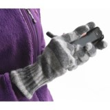 Horny Toad Touch Screen I-Gloves - Boiled Lambswool-Angora (For Women)