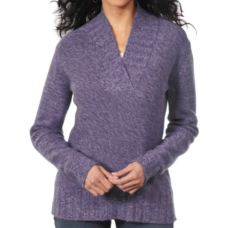 Horny Toad Marvy Sweater - Lambswool-Cashmere (For Women)