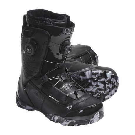 Ride Snowboards Insano Focus Snowboard Boots - BOA® Lacing System (For Men)
