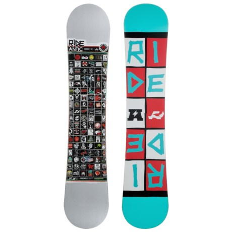Ride Snowboards Antic Snowboard