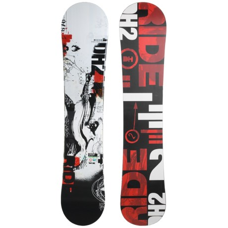 Ride Snowboards DH2 Snowboard