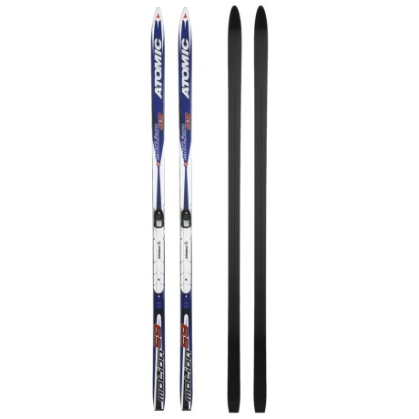 Atomic Motion 59 G2 Syncro Classic Cross-Country Touring Skis - SNS Profil Bindings