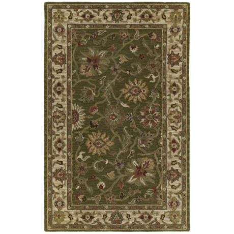 "Kaleen Khazana Collection Rug - 5'x7'9"", Wool"
