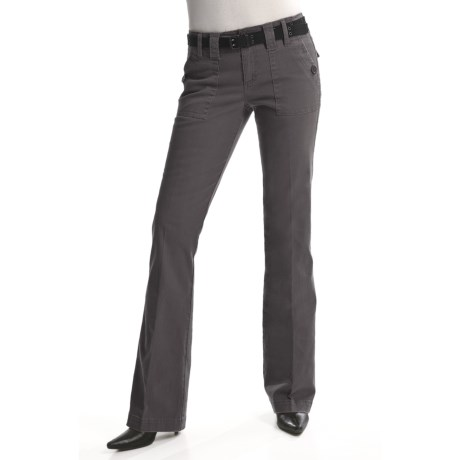 Sanctuary Cotton Peace Pants (For Women)