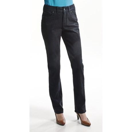Zenim Skinny Jeans - Stretch Knit Denim (For Women)