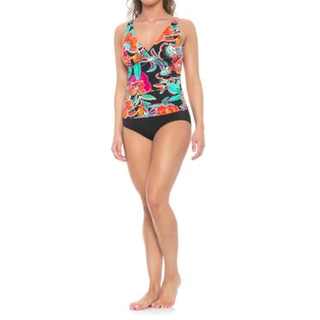 Coastal Zone by Jantzen OTS One-Piece Swimsuit - Padded Cups (For Women)