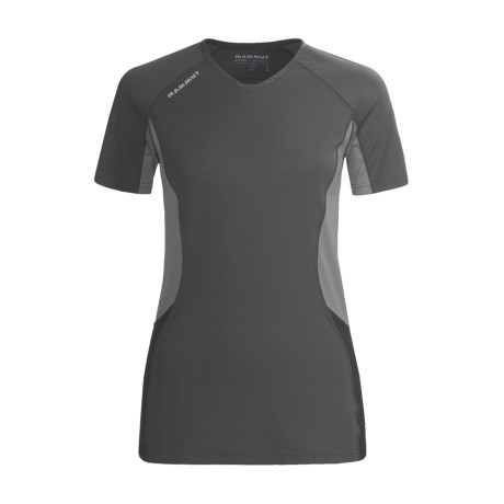 Mammut All-Year Base Layer T-Shirt - Short Sleeve (For Women)