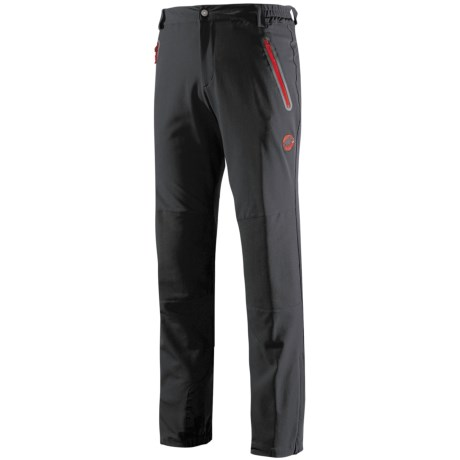 Mammut Glacier Schoeller Pants - Soft Shell, UPF 50 (For Men)