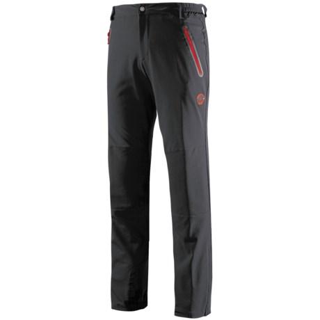 Mammut Glacier Schoeller Pants - Soft Shell, UPF 50 (For Men)