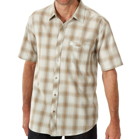 Toad&Co Horny Toad Mickey Shirt - Organic Cotton, Short Sleeve (For Men)