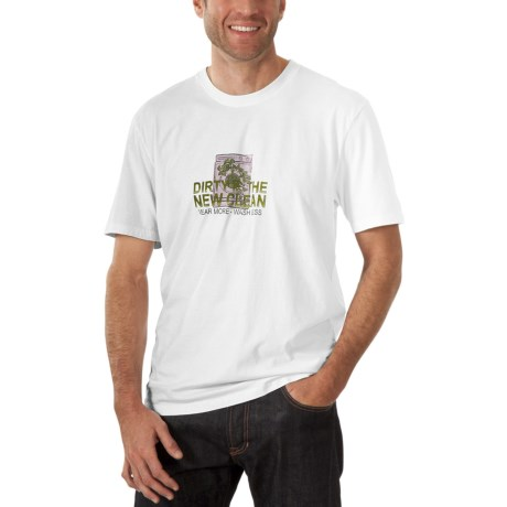 Toad&Co Horny Toad Activewear Wash Less T-Shirt - Short Sleeve (For Men)