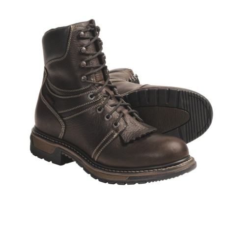 Rocky Original Ride Sport Lacer Work Boots - Steel Toe (For Men)