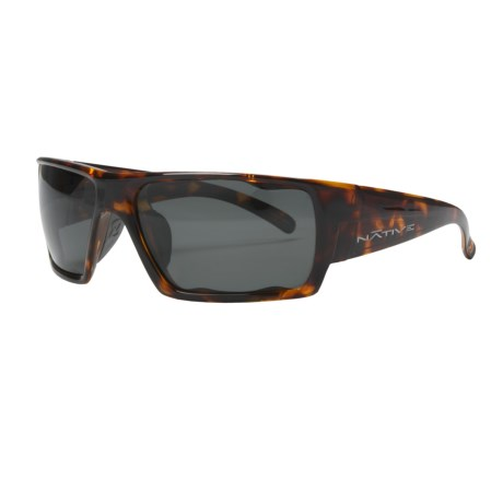 Native Eyewear Gonzo Sunglasses - Polarized