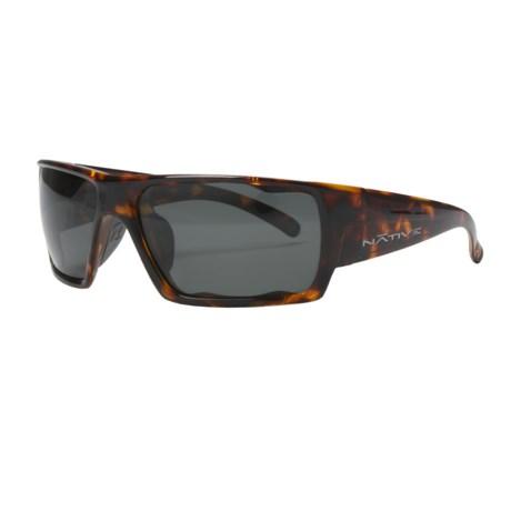 Native Eyewear Gonzo Sunglasses - Polarized