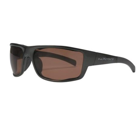 Native Eyewear Cable Sunglasses - Polarized, Interchangeable