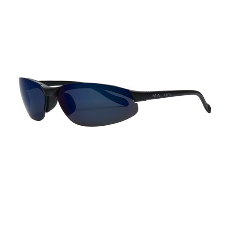 Native Eyewear Dash XR Sunglasses - Polarized Reflex Lenses, Interchangeable