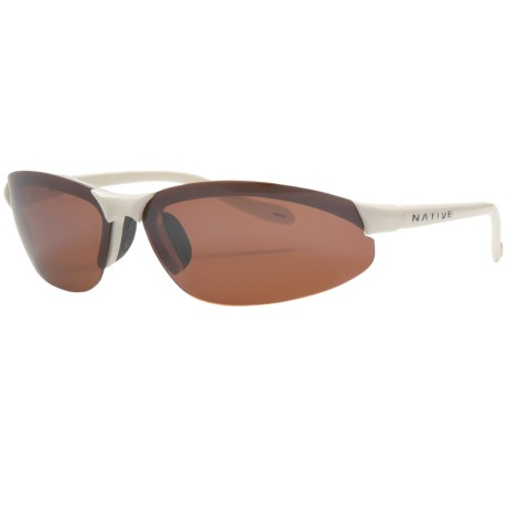 Native Eyewear Dash XR Sunglasses - Polarized Reflex Lenses, Interchangeable