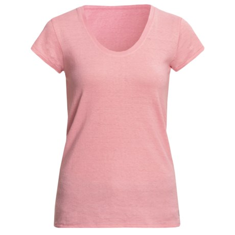 Gramicci Corawood Tunic Shirt - UPF 50, Hemp-Organic Cotton, Short Sleeve (For Women)