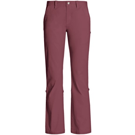 Gramicci Yoshu Pants - Diamond Twill, Roll-Up Cuffs (For Women)