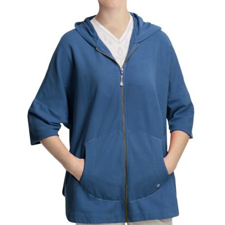 Gramicci Wakana Oversized Hoodie Sweater - French Terry (For Women)