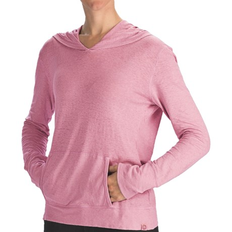 Gramicci Coco Hoodie Shirt - UPF 50, Organic Cotton-Hemp, Long Sleeve (For Women)