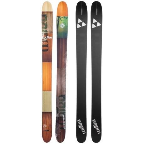 Fischer Watea 120 Skis - X17 XFat 130 Bindings