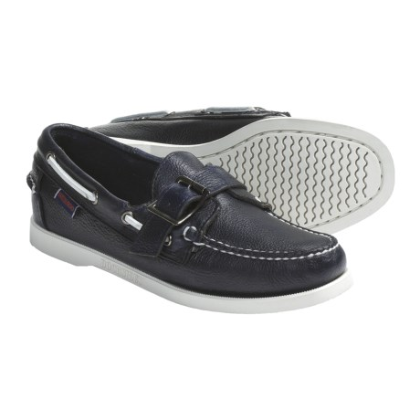 Sebago Harthaven Boat Shoes - Leather (For Women)