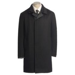 Sanyo Dodge Rain Coat - Wool (For Men)