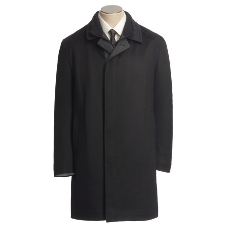 Sanyo Dodge Rain Coat - Wool (For Men)
