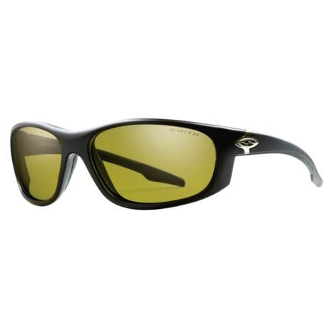 Smith Optics Chamber Polarchromic Sunglasses - Polarized, Photochromic, Glass Lenses