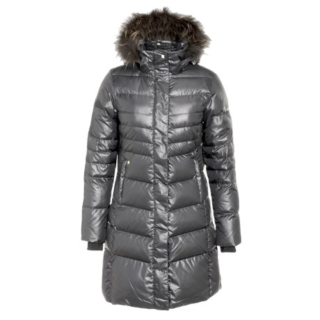 Lole Katie L Edition Down Jacket - 600 Fill Power, Removable Raccoon Fur Trim (For Women)