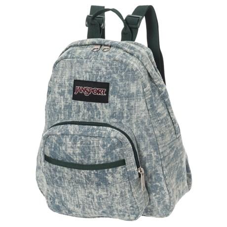 JanSport Half Pint FX Mini 11L Backpack